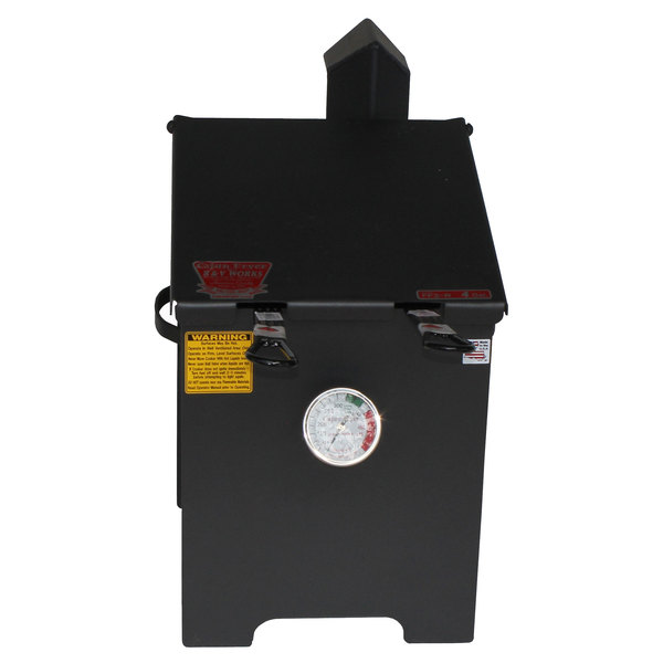 Cajun Fryer 4 Gallon Deep Fryer With Stand And 2 Baskets