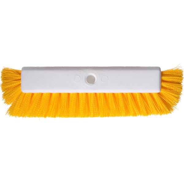 Carlisle 4042200 Sparta Hi-Lo Floor Brush with End Bristles