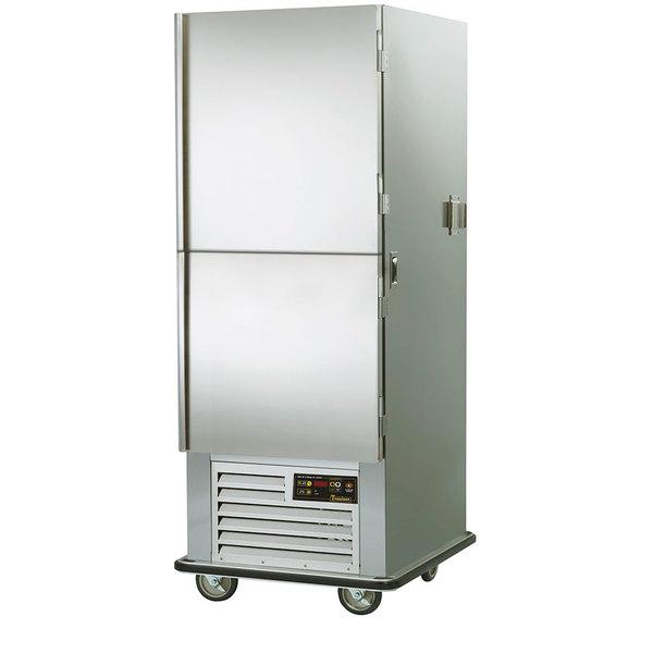Traulsen RAC37-4 Reach In Solid Half Door Air Curtain Refrigerator - Specification Line