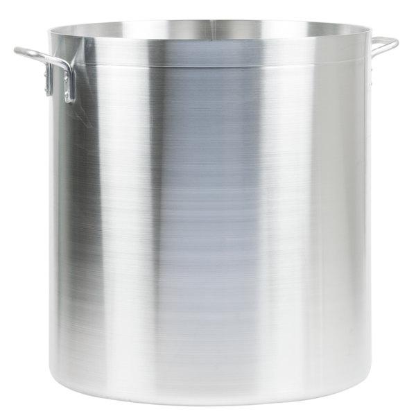 140 Qt. Heavy Weight Aluminum Stock Pot