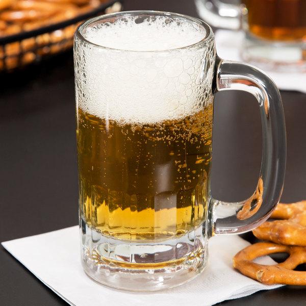 Anchor Hocking 18U 12 oz. Beer Mug - 24/Case Main Image 2