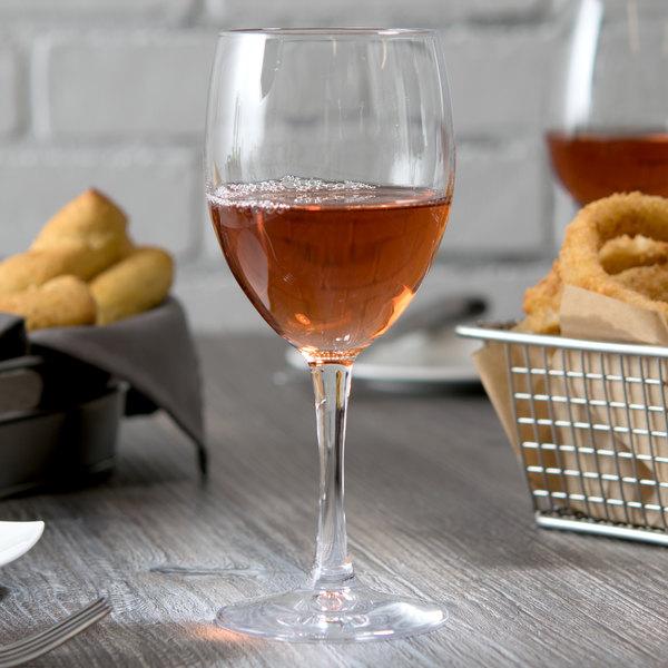 Anchor Hocking 80021 Florentine 11 oz. All-Purpose Wine Glass - 24/Case