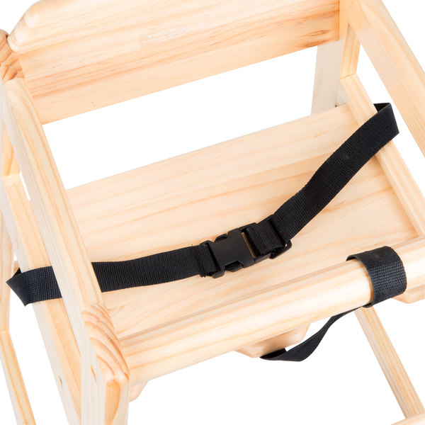 Lancaster Table U0026 Seating Restaurant High Chair Seat Belt