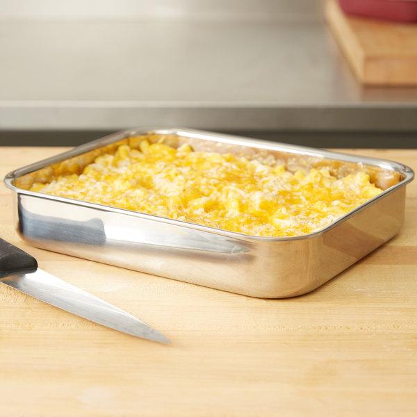 Vollrath 49434 Miramar Display Cookware 2.8 Qt. Small Food Pan