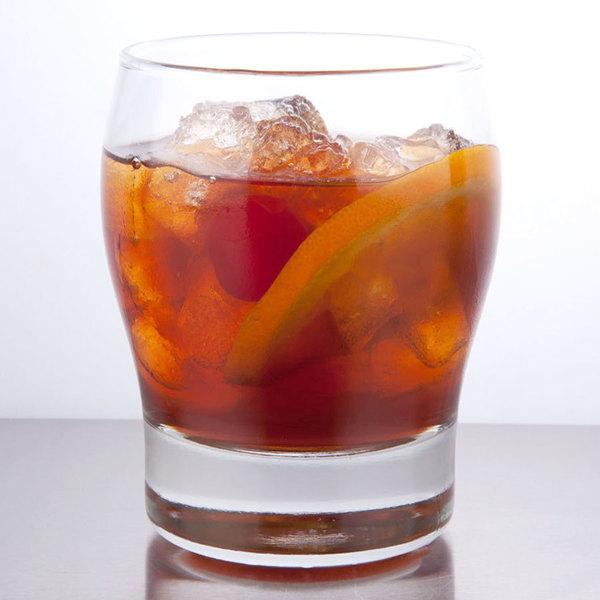 Libbey 2394 Perception 12 oz. Double Rocks / Old Fashioned Glass - 24/Case