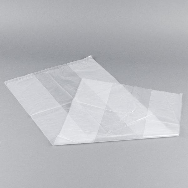 "LK Packaging 15G-159024 Plastic Food Bag 15"" x 9"" x 24"" - 500/Box Main Image 1"