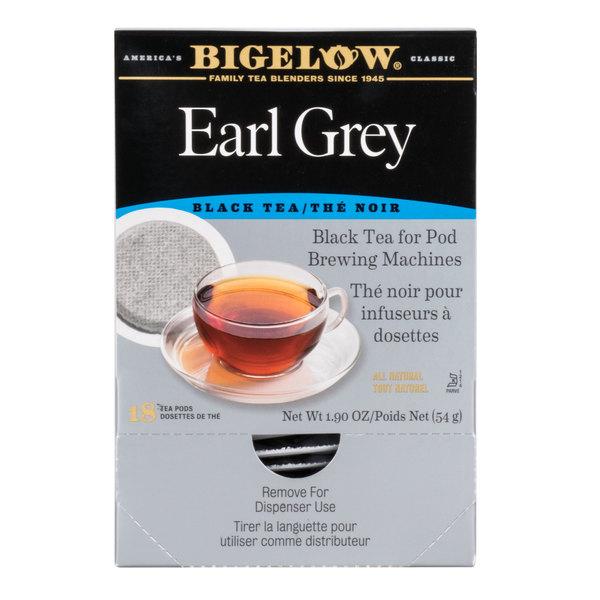 Bigelow Earl Grey Tea Pods - 18/Box Main Image 1