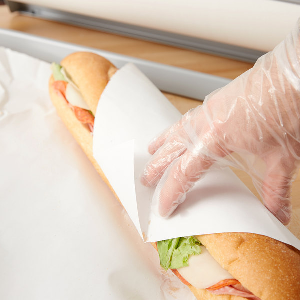 30'' x 700' 40# White Butcher Paper Roll
