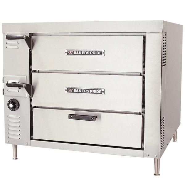 Bakers Pride GP-61HP Liquid Propane Countertop Oven - 60,000 BTU