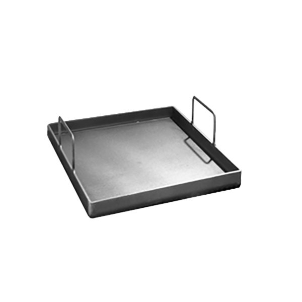 """Crown Verity ZCV-G1222 12"""" x 20 1/2"""" Griddle Plate"""