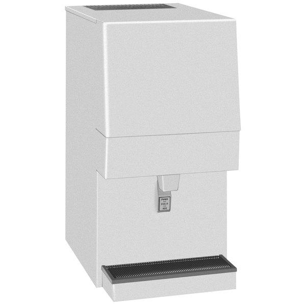 Cornelius IMD300-30ASLA 30 lb. Capacity Air Cooled Ice Maker / Dispenser - Lever Control