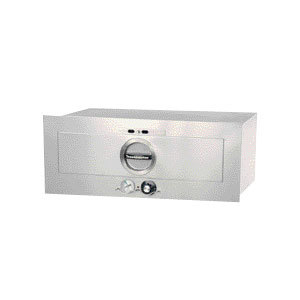Toastmaster 3A80AT72 29 inch Built-In Single Drawer Warmer - 208/240V, 400/540W