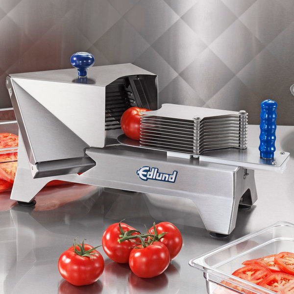 "Edlund ETL316 Laser Tomato Slicer - 3/16"" Slices"