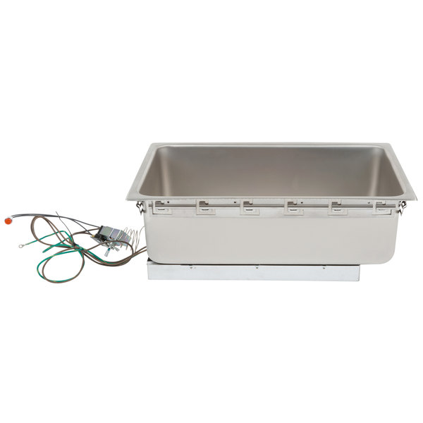 APW Wyott TM-90 High Performance Uninsulated One Pan Drop In Hot Food Well - 208V