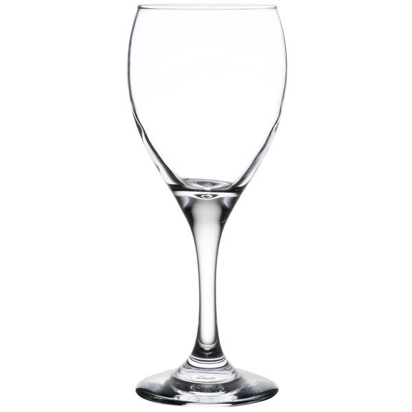 New Libbey 3965 Teardrop 8.5 oz. White Wine Glass - 24/Case HH05