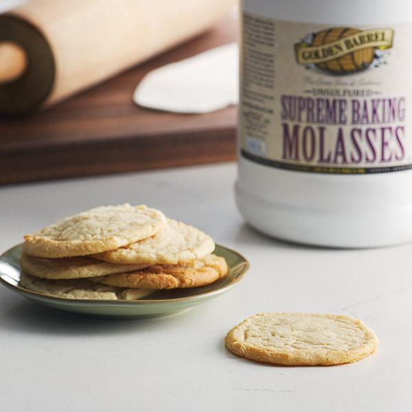 Golden Barrel 1 Gallon Sulfur-Free Supreme Baking Molasses - 4/Case Main Image 2