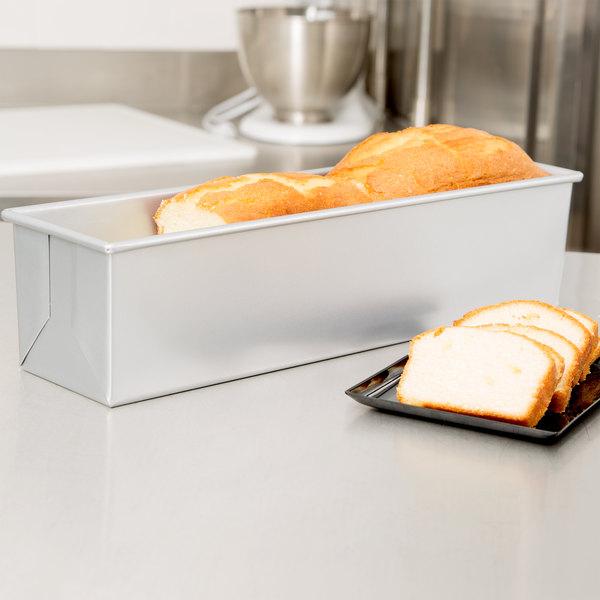 2 lb. Pullman Bread Loaf Pan