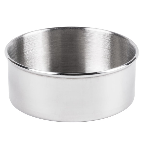 American Metalcraft CUP1 Stainless Steel Chafer Spoon Holder