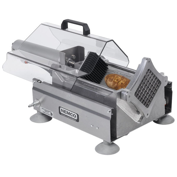 """Nemco 56455-1 Monster Airmatic FryKutter 1/4"""" Air-Powered French Fry Cutter"""