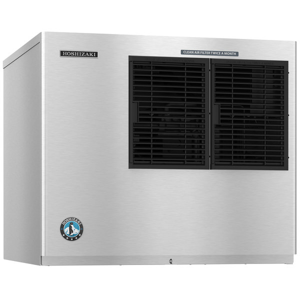 "Hoshizaki KML-500MAJ Low Profile Modular 30"" Air Cooled Crescent Cube Ice Machine - 442 lb."