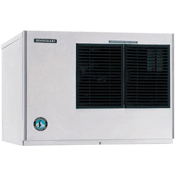 "Hoshizaki KML-500MAJ Low Profile Modular 30"" Air Cooled Crescent Cube Ice Machine - 442 lb."