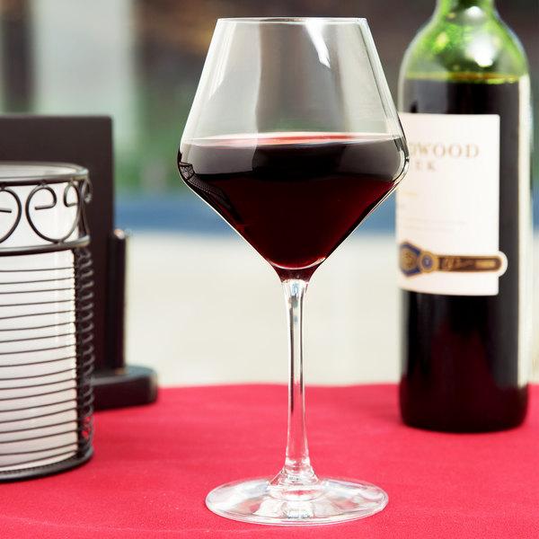Stolzle 3770000T Revolution Mature 19.25 oz. Cabernet / Bordeaux Wine Glass - 6/Pack