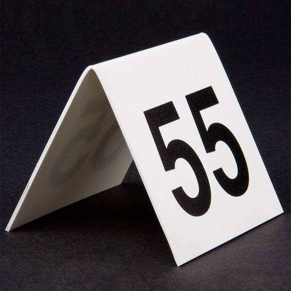 GET NUM-51-75 Numbers 51 Through 75 Table Tent Number & NUM-51-75 Numbers 51 Through 75 Table Tent Number