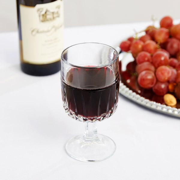 Libbey 15464 Winchester 8.5 oz. Wine Glass - 36/Case