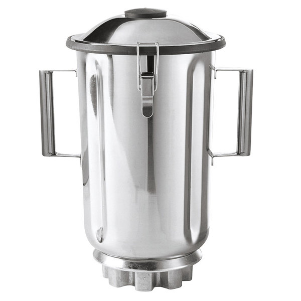 Hamilton Beach 6126-990 1 Gallon Stainless Steel Container Kit for 990 and 990-220 Commercial Blenders