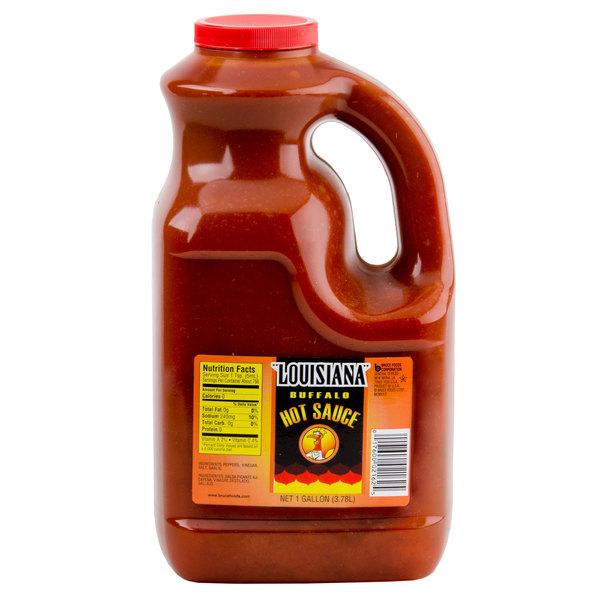 Louisiana 1 Gallon Buffalo Wing Sauce