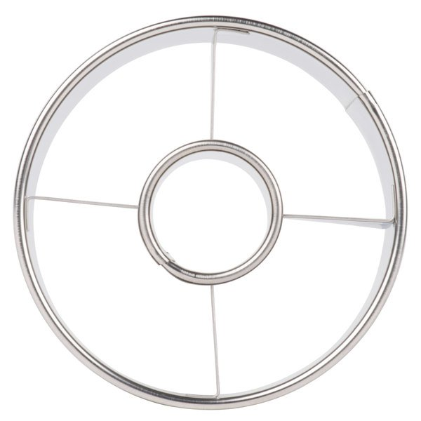 STAINLESS STEEL RING DONUT CUTTER