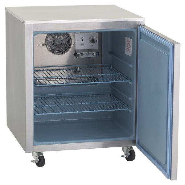 Delfield 407 Ca 27 Quot Undercounter Freezer With Casters
