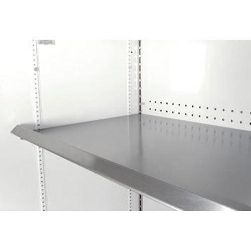 "True 931289 Stainless Steel Shelf with Shelf Clips - 67 9/16"" x 14"" Main Image 1"