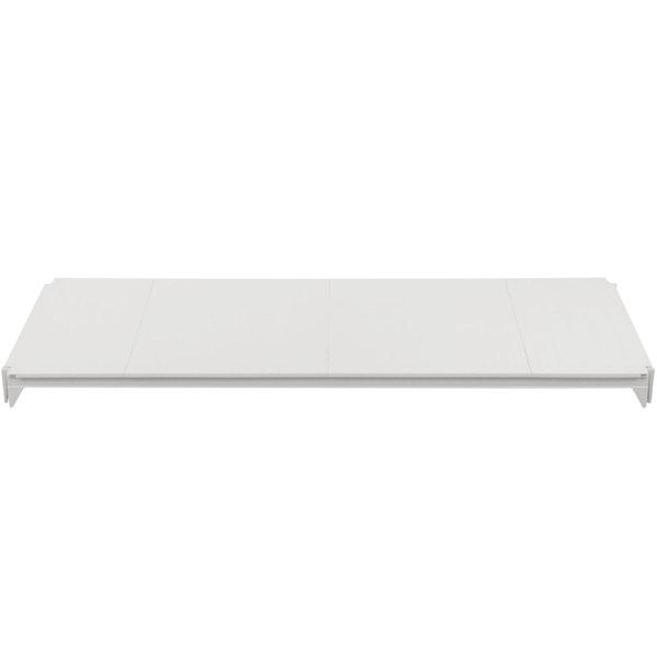 "Cambro CPSK1872S1480 Camshelving® Premium 18"" x 72"" Solid Shelf Kit"