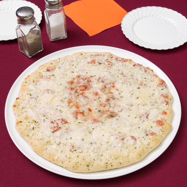 """Arcoroc H3079 Intensity 12 1/2"""" Pizza Plate by Arc Cardinal - 12/Case"""
