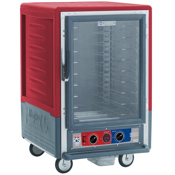Metro C535-MFC-U C5 3 Series Moisture Heated Holding and Proofing Cabinet - Clear Door
