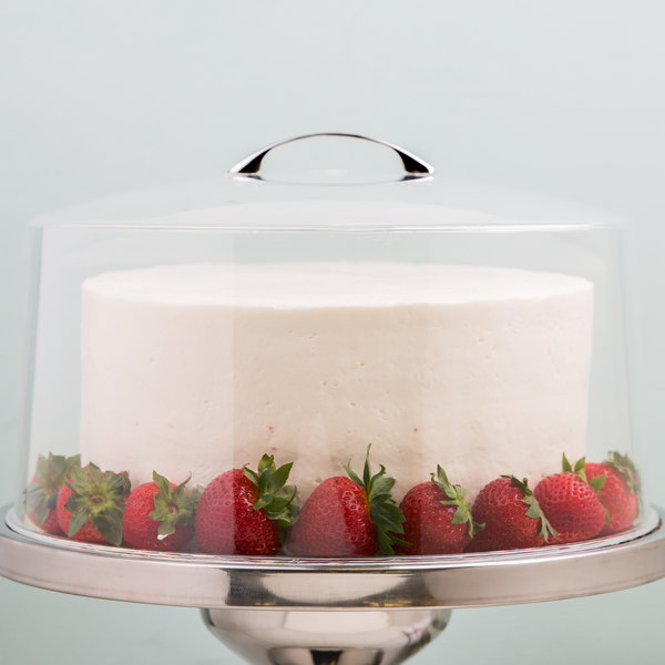 "12"" Clear Cake Cover"