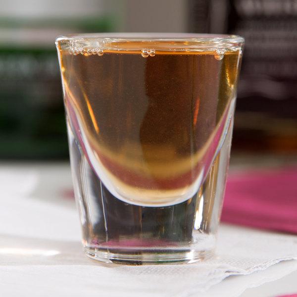 Libbey 5122 1 oz. Whiskey / Shot Glass - 12/Case