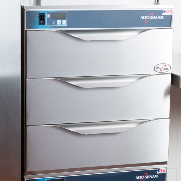 Alto-Shaam 500 3D 3 Drawer Warmer - 120V Main Image 9