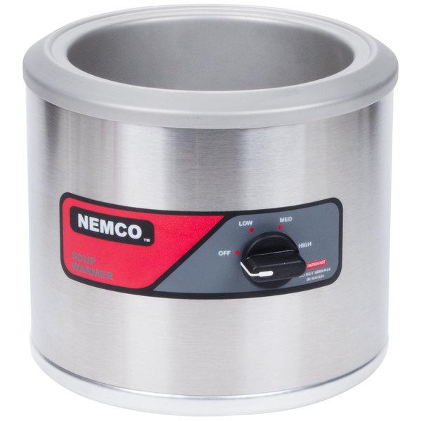 Nemco 6100A 7 Qt. Countertop Warmer - 120V, 550W
