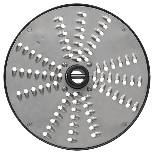 """Hobart 15SHRED-7/32-SS 7/32"""" Stainless Steel Shredder Plate"""