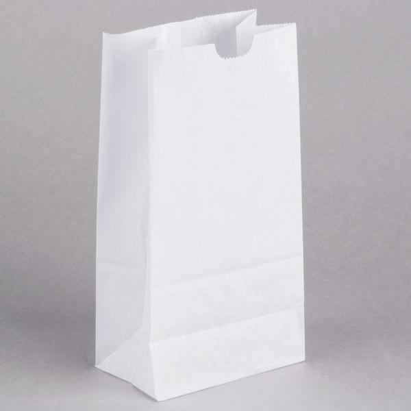 713218f0597c 4 lb. Waxed Paper Bag - 1000/Case