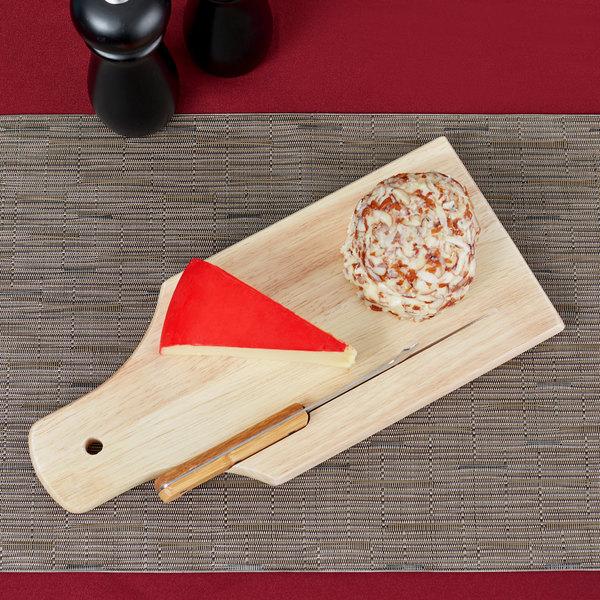 "Small Bread Cutting Board - 13"" x 5 1/2"" x 3/4"""