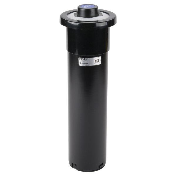"""San Jamar C2210SM Surface Mount EZ-Fit 6 - 24 oz. Cup Dispenser - 18"""" Long"""