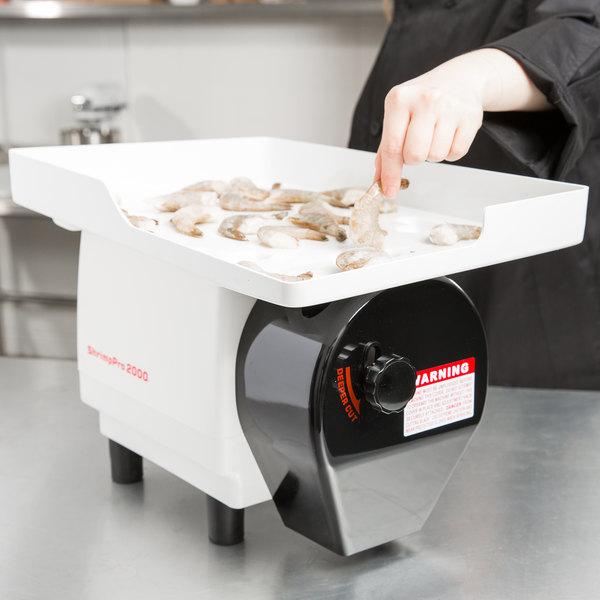 Nemco 56004 ShrimpPro Feeder Tray Main Image 6