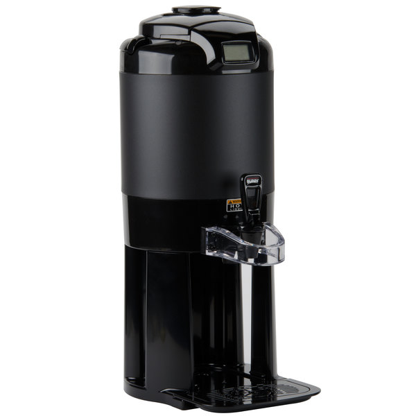 Bunn 42750.0001 TF 1.5 Gallon Black Digital ThermoFresh Coffee Server with Attached Base