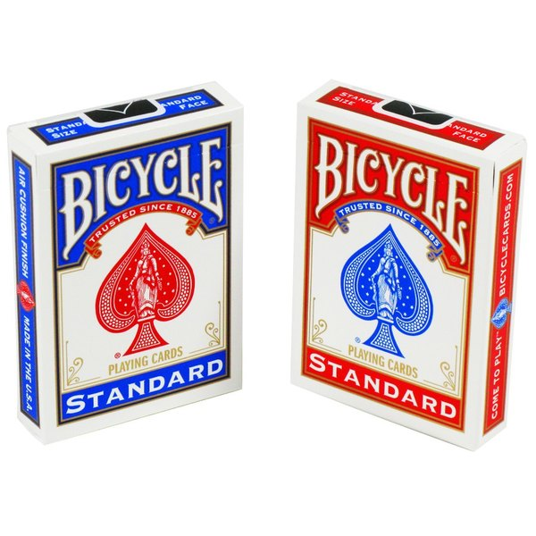 Bicycle Standard Playing Cards Main Image 1