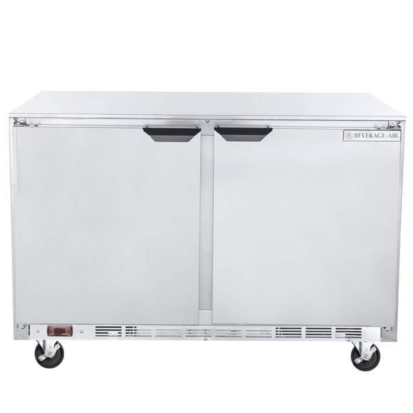 "Beverage-Air UCF48AHC 48"" Undercounter Freezer"