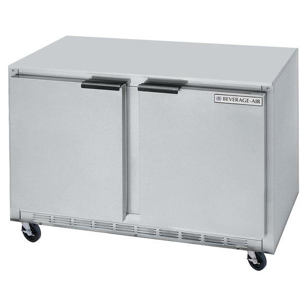 "Beverage-Air UCF48AHC 48"" Undercounter Freezer"