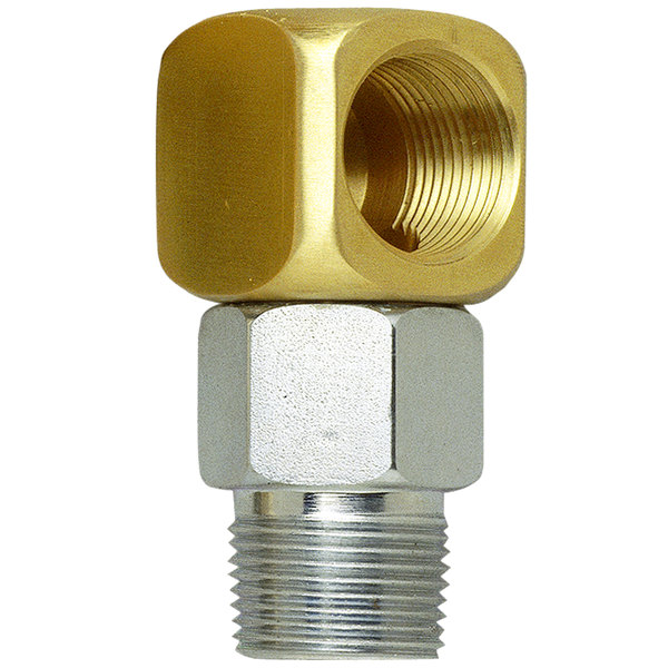 "T&S AG-6C 1/2"" Swivelink Gas Appliance Connector"